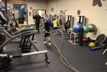 Circuit Training / Circuit training is a great way to add some spice to your routine and add the excitement your kids need without sacrificing the results!