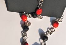Red by BluDiletta / handmade jewellery