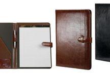 Leather Folders / Genuine Leather Folders