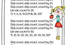 Numeracy - Skip Counting