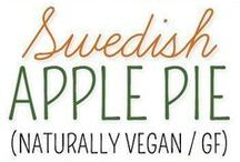 Vegan Apple Recipes