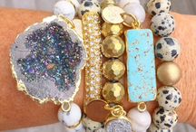 Druzy stone jewelry / Crystals jewelry, druzy jewelry pieces and inspiration
