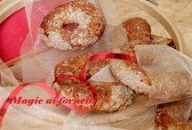 Biscotti roccoco' napoletano