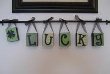 Projects I've done-St. Patricks Day