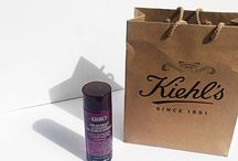 Kiehl's | Iris Treatment / 5 Instagram influencers and 3 YouTubers were chosen to promote the new Extract Activating Treatment Essence by Kiehl's.