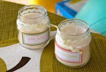 Baby Food Jar Projects: / by Amanda Ljh