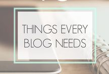 {BLOGGING} Branding & Business / How to build a better brand and more recognizable business.