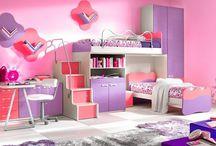 μοβ, ροζ