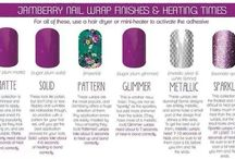 Jamberry Tips & Tricks / I'm a Jamberry Nails Independent Consultant.  Jamberry Nail wraps are a fun, innovative way to give your nails a unique designer look without polish or pricey salon visits.  This board includes tips and tricks for individuals who want to get the most out of their Jamberry products.  Shop my site at maribethhinton.jamberrynail.net