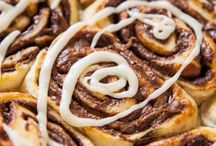 cinnamon rolls / by Nancy Brandt