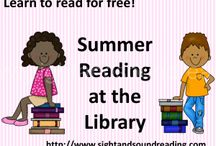 Summer reading program / by Angie Marks