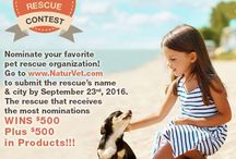 NaturVet Contests / Check here to see our latest contests and giveaways!