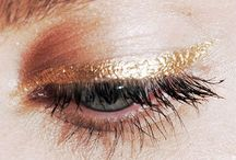 》makeup / be expressive