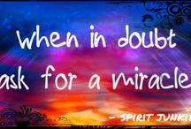 Wise Words / Word art & words of wisdom :)
