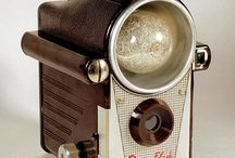 Vintage light and flash / Illuminatori fotografici e cinematografici vintage