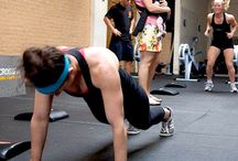 Crossfit / by Peggy Whitson