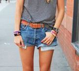 denim shorts / #denimforwomen #denimformen #denimforgirls #denimshorts #denimshortsforwomen #makeyourownjeans  / by MakeYourOwnJeans