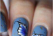 Paznokcie wzorki (nail designs art)