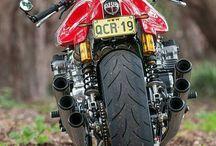 Motorrad, Motorbikes