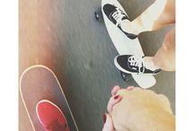Skateboard / by Rosanna Choi