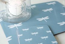 Melamine Placemats And Coasters