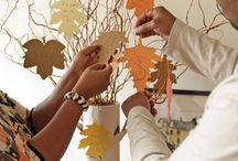 Thanksgiving Ideas / by Veronique Baughman