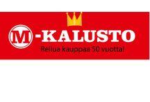 M-Kalusto / Oma ehdotukseni