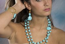 Collezione primavera - estate 2015 Bijoux: collane, collier, orecchini e bracciali / La  nuova collezione di bijoux fatti a mano