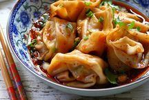 Chinese Cuisine / Chinese and Asian inspired recipes to bring a bit of China into our home!
