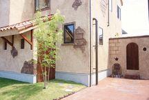 お庭 / かわいい家photoに掲載されたお庭の写真