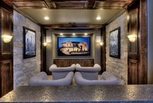 Spaces: Media Room / Media spaces we love to inspire your projects