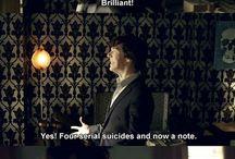 With Sherlock it's always Christmas