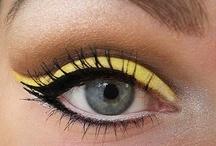 Fashion, hair, nails and makeup