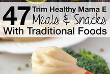 e snacks/meals