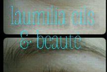 Laumilia cils & beauté / Facebook & instagram  : Laumilia cils & beauté