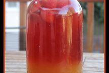 Healing drink KOMBUCHA