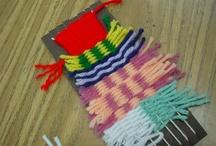 Art Ed - Weaving