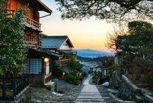 Japon - Chugu - Repérages