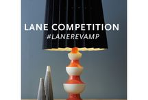 Lane Revamp Competition / Love Lane? Love vintage? Lane loves vintage. If your interior decor theme is modern mixed with a little bit of vintage or mid-century styling, we want to know!   To win a Twin Tone Lampshade in a colour of your choice, enter our Instagram competition and style a revamped accessory in your home. For example, a vintage 1950s lamp base with a modern Twin Tone lampshade.   This is an album to show all the entries and to inspire you to create your own.   www.instagram.com/lanebypost
