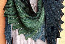 wraps, shawls & triangles