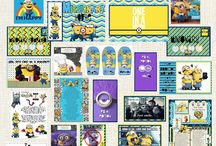 Missionary Half Way 'Your One in a Minion' Kit / LDS Missionary Care Packages