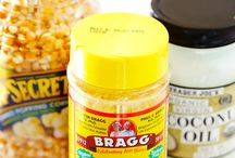 Nutritional yeast snacks