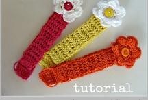 Crochet - Baby And Kids Head Wear ! / by Judith Keyzer