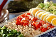 おひなさま / 女の子の節句「おひなさま」のメニューにふさわしい料理をご紹介。ちらし寿司に手まり寿司、その他華やかなレシピが盛りだくさん!