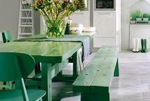 <> Kitchen & dining room