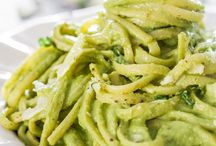 FOOD :: Pasta Dishes