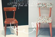 chaise custo