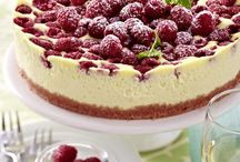 Cheese cakes - Käsekuchen / Recipe ideas for cheesecake - Rezeptideen für Käsekuchen.