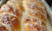 Roscas e pães
