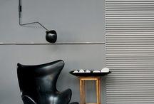 Classics / Klassiska möbler i inspirerande bilder.